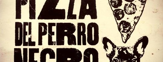 Pizza del Perro Negro is one of Mexico City.