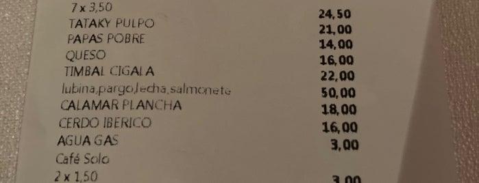 4 Nudos is one of Restaurants arround the world.