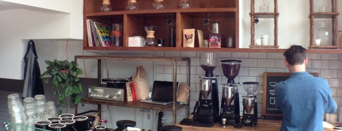 Lot Sixty One Coffee Roasters is one of Amsterdam.