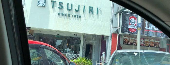 Tsujiri (辻利茶屋) is one of Petaling Jaya.