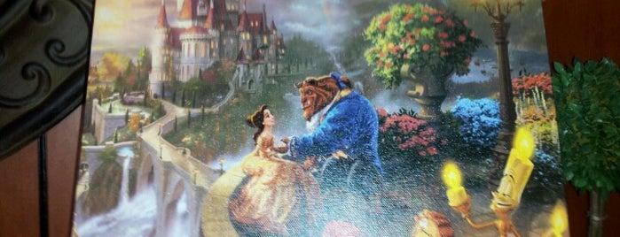 Bonjour! Village Gifts is one of October 2014 Disney Trip.