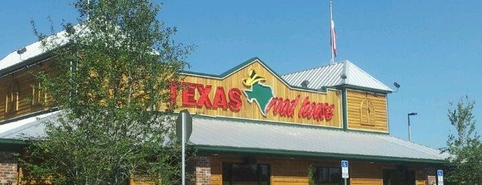 Texas Roadhouse is one of Posti che sono piaciuti a Danielle.