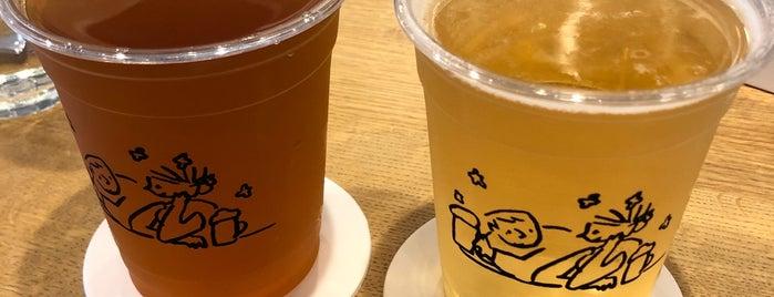 スタンドうみねこ はなれ is one of Craft Beer Osaka.