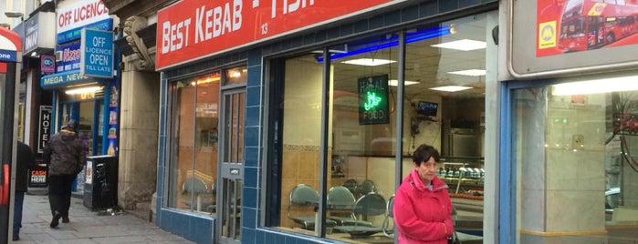 Best Kebab is one of Halal in Liverpool.