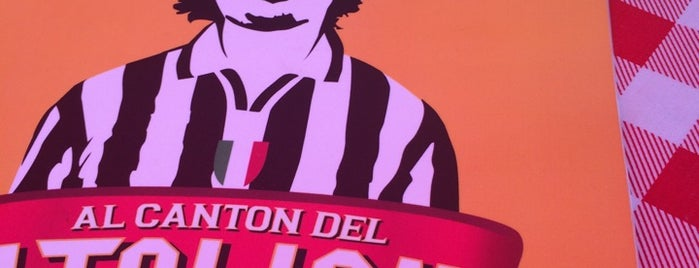 Al Canton Dell Italian is one of Engordadera.