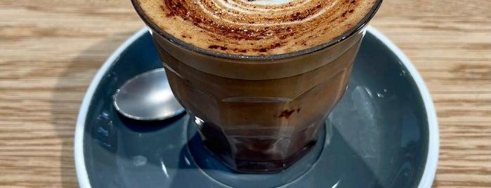 Campos Coffee is one of Nolfo Utah Foodie Spots.