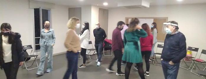 İstanbul Drama Sanat Akademisi is one of اسطنبول.