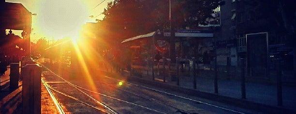 Yusufpaşa Tramvay Durağı is one of Istanbul.