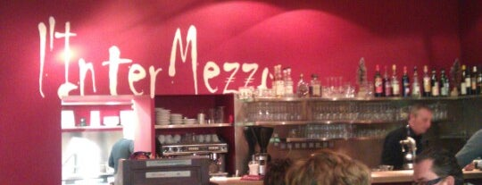L'Intermezzo is one of Brussels.