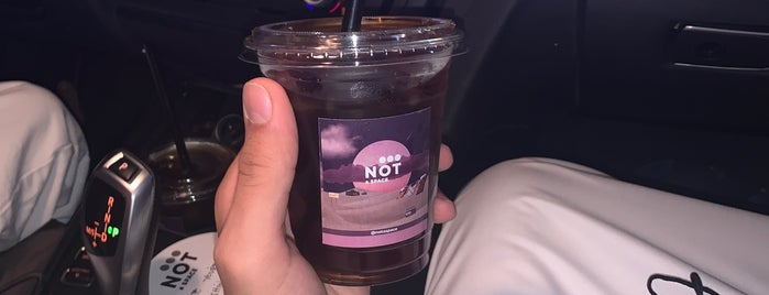 NOT a SPACE Cafe is one of North Emirates.