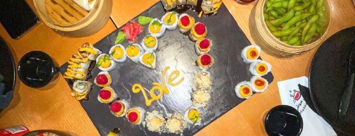 Masami Sushi is one of Abu Lauren : понравившиеся места.