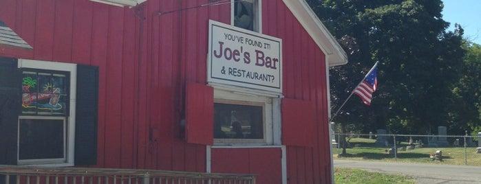 Joe's Bar is one of Ohio with JetSetCD.