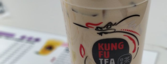 Kung Fu Tea is one of Posti che sono piaciuti a Karissa.