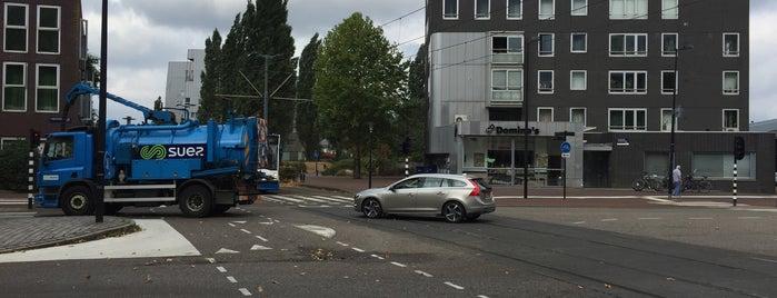 Bus-/tramhalte C. van Eesterenlaan is one of Alle tramhaltes van Amsterdam.