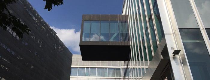 Botschaft des Königreichs der Niederlande is one of Berlin.