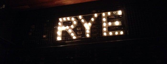 Rye is one of #adventureSF.
