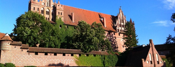 Zamek w Malborku | The Malbork Castle Museum is one of World Heritage Sites List.