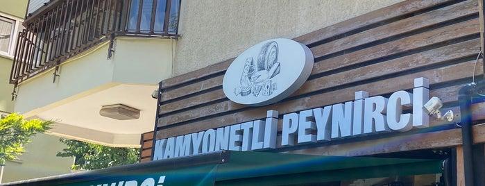 Kamyonetli Peynirci is one of Stambul.