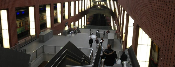 Thalys Terminal is one of Lieux sauvegardés par Johny.