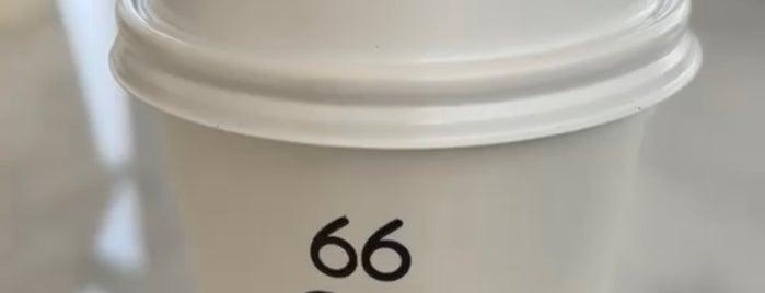 66 Cups is one of Posti che sono piaciuti a Joelle.