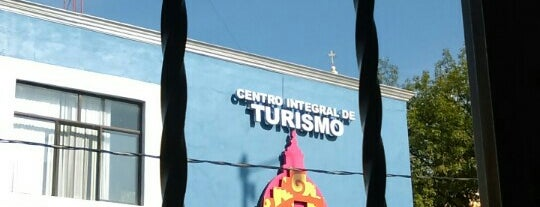 Centro Integral de Turismo is one of Visitantes Extranjeros.