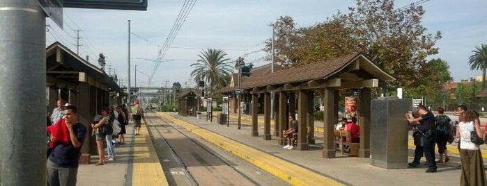 Old Town Trolley Station and Transit Center is one of Shannon's favorite things.