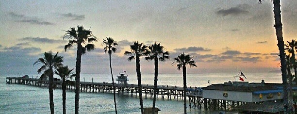 San Clemente Pier is one of Potential things to do in California.