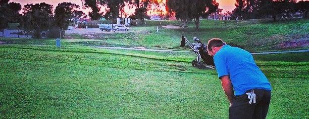 San Clemente Municipal Golf Course is one of Tempat yang Disukai Toni.