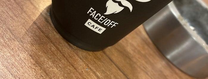 FACE/OFF CAFE   SAAD SQUARE is one of Gespeicherte Orte von Queen.