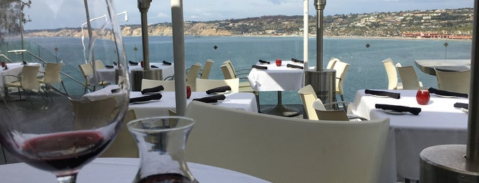 Eddie V's Prime Seafood is one of La Jolla-San Diego Weekend Dining List.