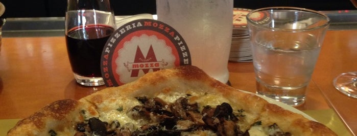 Pizzeria Mozza at The Headquarters is one of SD Vacation.