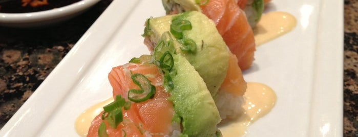 Kabuki Japanese Restaurant is one of Craig's LA List.
