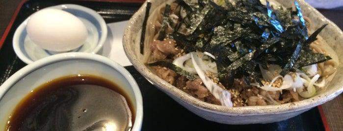 蕎麦 夢うさぎ is one of 再来してもよいラーメン店.