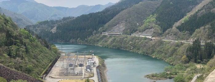 九頭竜ダム is one of 高井 님이 좋아한 장소.