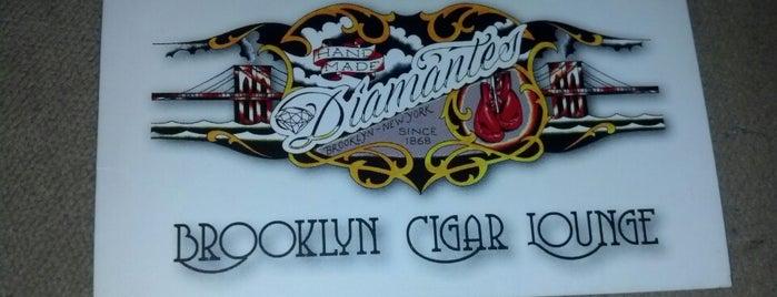 Diamante's Brooklyn Cigar Lounge is one of Brooklyn, NY - Vol. 2.