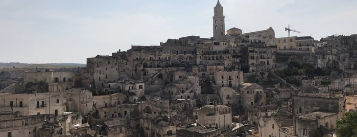 Matera is one of Puglia Road trip.