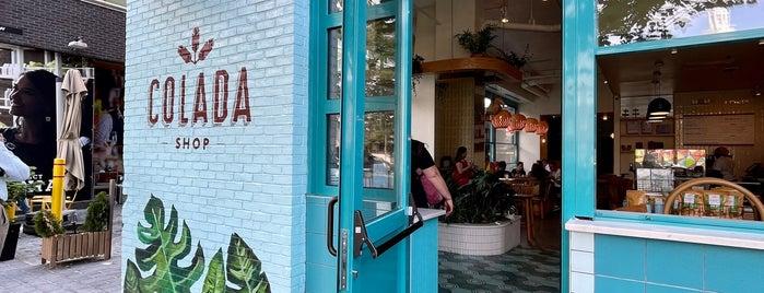 Colada Shop is one of Posti salvati di Rachel.