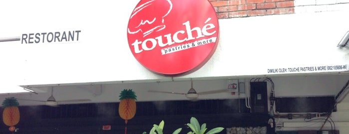 Touché is one of Eateries in Selangor & KL.