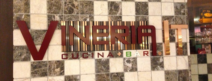 Vineria.IT Cucina + Bar is one of Pleasurable Dining.