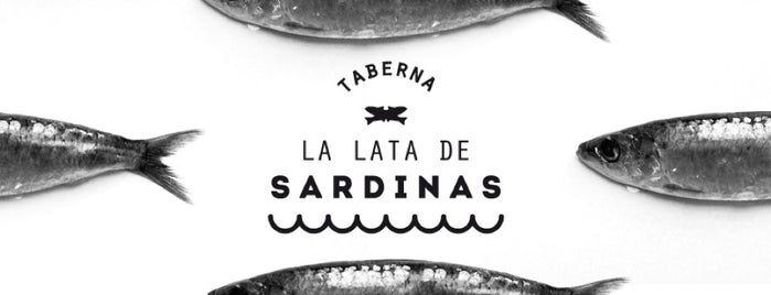 La Lata De Sardinas is one of Comer en Madrid.