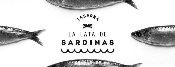 La Lata De Sardinas is one of Madrizz.