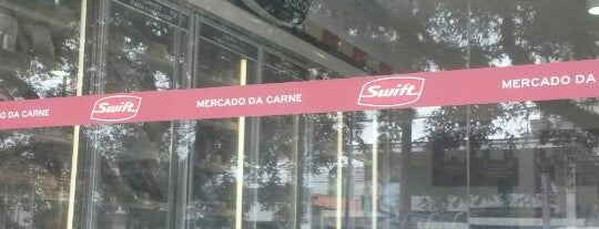 SWIFT - Mercado da Carne is one of Orte, die Pablo gefallen.