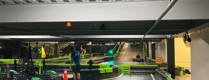Andretti Indoor Karting & Games is one of Orlando.