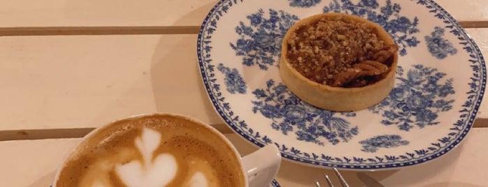 GONIA is one of Coffee shops   Riyadh ☕️🖤.