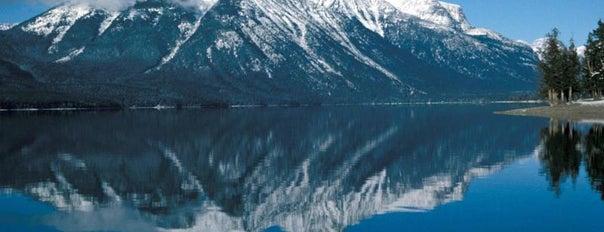 Glacier National Park is one of Rockies trip.