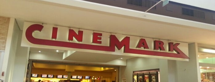 Cinemark is one of Locais curtidos por Murilo.