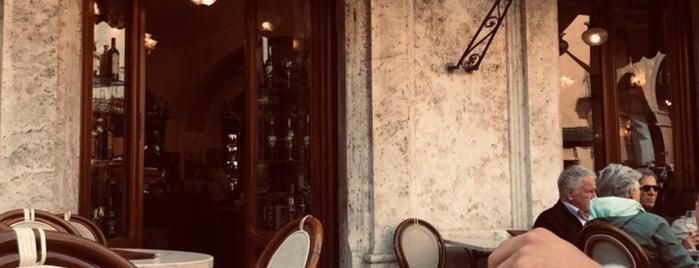 Caffè Fiaschetteria Italiana 1888 is one of Bengü Deliktaş'ın Beğendiği Mekanlar.
