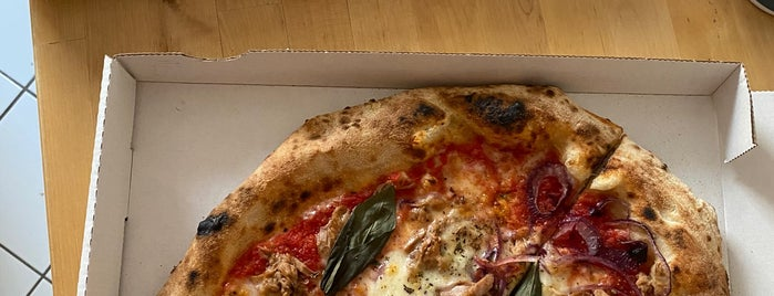 60 Seconds Pizza Napoletana is one of MUC.