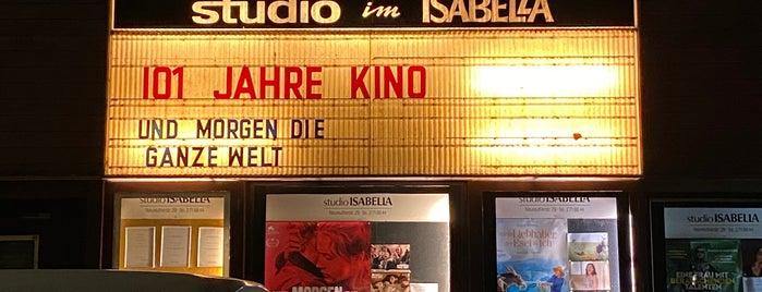 Studio Isabella is one of München 2.
