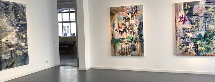 Galerie Andreas Binder is one of Munich - Art.